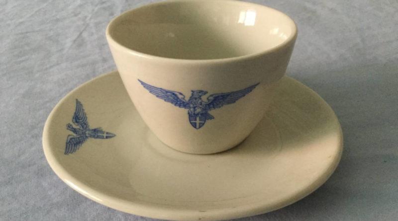 La tazzina di caffè F-35